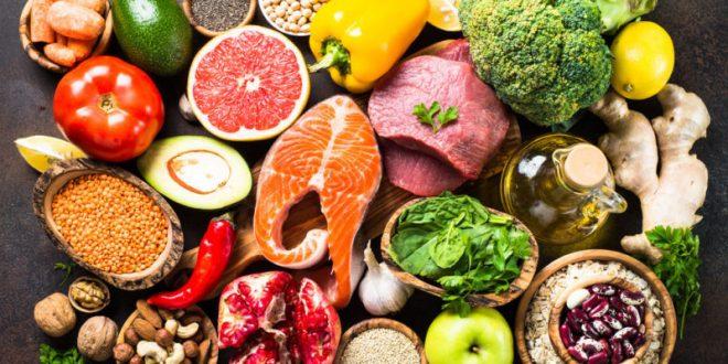 alimentos y nutrición